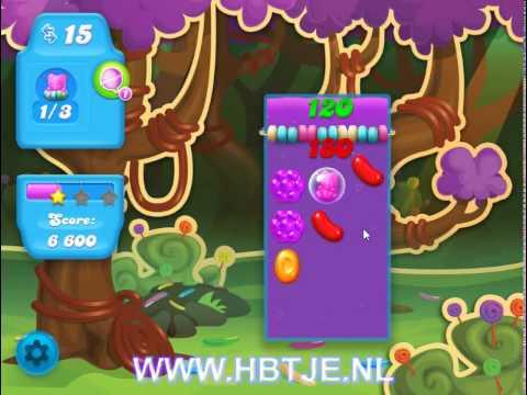 Candy Crush Soda Saga level 9 New
