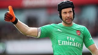 But why does Petr Čech always wear a helmet? - Oh My Goal