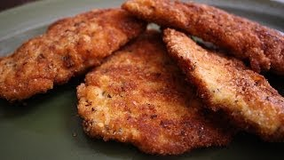 How to Make a Chicken Cutlet