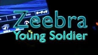 サ行-男性アーティスト/Zeebra Zeebra「Young Soldier」
