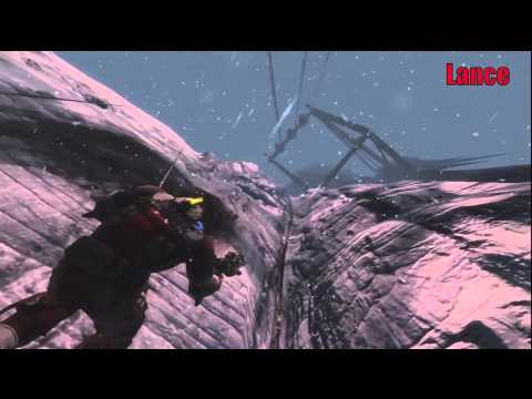 Let's Play Dead Space 3 part 21: Ice Climbers