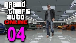 Grand Theft Auto 5 Multiplayer Part 4 First Mission