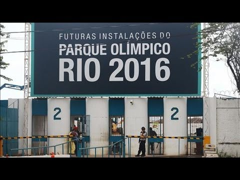 Top Olympics Official Slams 2016 Rio Preparations