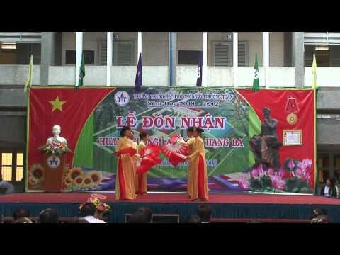 Mua Viet Nam Gam Hoa Le Doan Nhan Huan Chuong