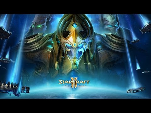 [Vietsub]Full HD Starcraft 2 legacy of the void