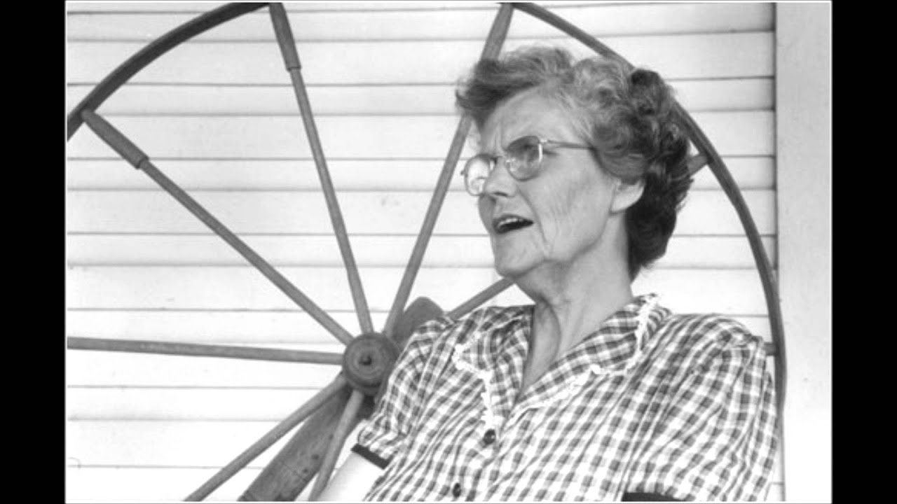 Almeda Riddle - More Ballads And Hymns From The Ozarks