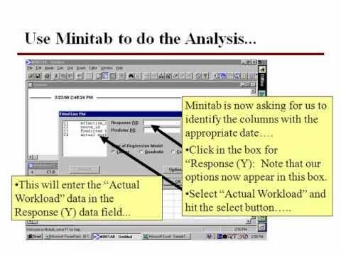 Minitab Statistical Software Free Trial - Minitab