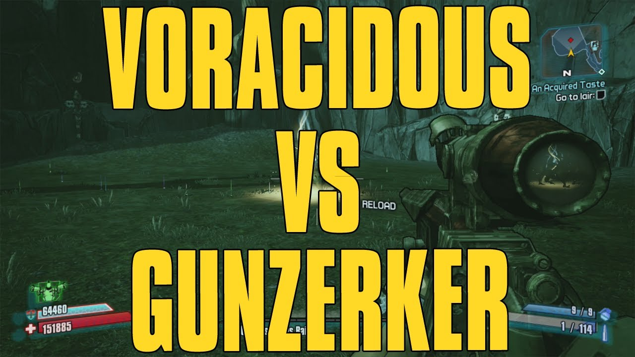 how to kill hyperius the invincible solo gunzerker
