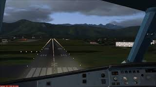 Real Vs Virtual Flight Etihad Airbus A330