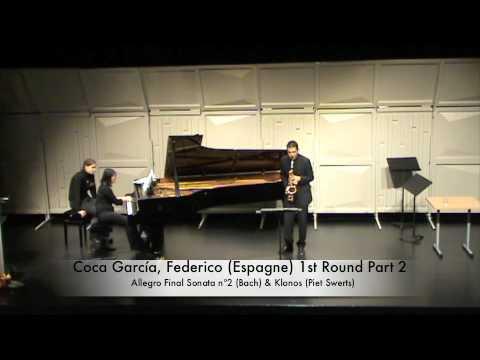 Coca García, Federico Espagne 1st Round Part 2