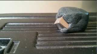 Magnetic Putty Time Lapse