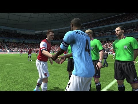 FIFA 13 Demo First Gameplay HD