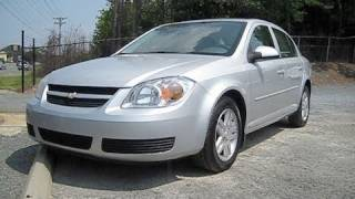 2005 Chevrolet Cobalt LS Start Up, Engine, and In Depth Tour videos