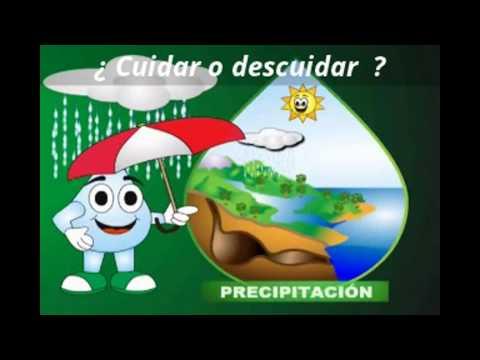 Agua, su ciclo, cuidados, descuidos y medio de transporte, al 2014.05.16.