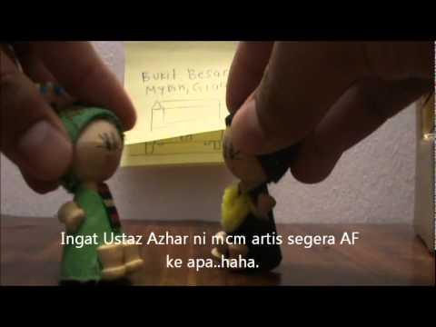 Apabila Ustaz Azhar Difitnah Berzina ( Ali dan Ah Chong bersembang )