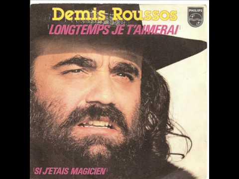 Demis Roussos - Longtemps je TAimerai