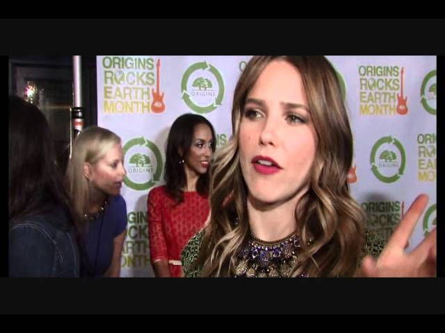 "Sophia Bush on celebrating Earth Month, her ""One Tree Hill"" journey and directing"