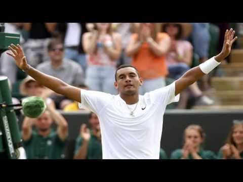 Rafael Nadal Shocked by Nick Kyrgios