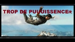 Just Cause 2 Vie Infini, Munitions Infini, Rico Superman