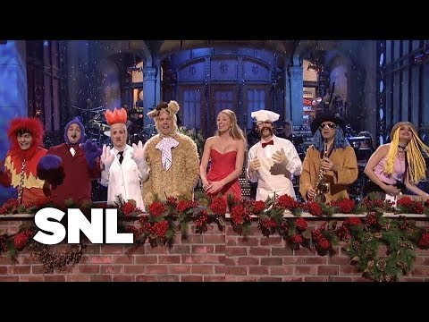 Blake Lively Monologue: Muppets - Saturday Night Live