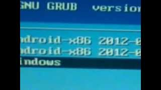 Como Instalar Android 4.0 X86 En Una Netbook Acer Aspire