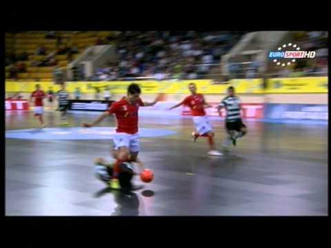 Montesilvano 5-2 Sporting Lisbona Futsal 1-5-2011