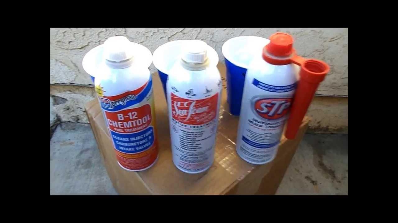 Berryman b 12 vs seafoam vs stp motor treatment fuel for What is seafoam motor treatment