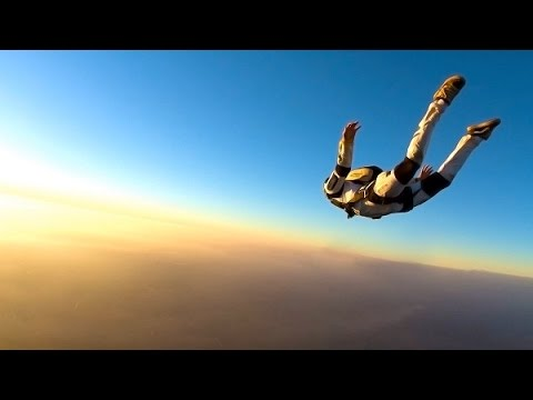 Amazing Skydiving Compilation - Wingsuit Compilation HD