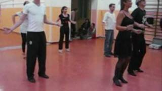 Ballo Di Gruppo Parapapapapa Semplificato Da Dj.Berta.wmv