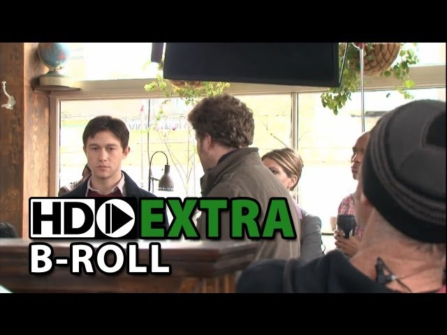 50/50 (2011) Part2 - B-Roll, Making of & Behind the Scenes