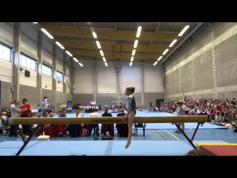 Brabant 16.02.14 - BB - Maellyse Brassart