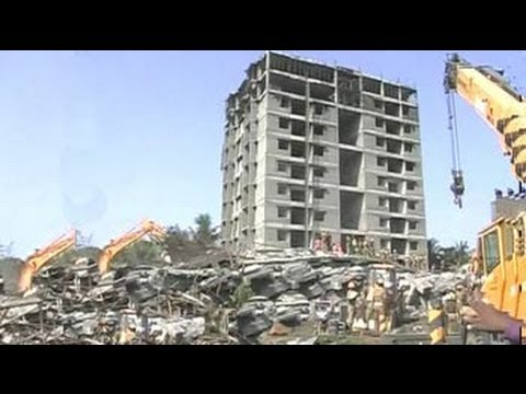 Chennai building collapse: 10 killed, several still feared trapped