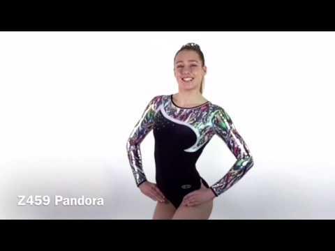 Pandora Long Sleeve Leotard