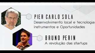 Bruno Perin e Pier Carlo Sola palestrar�o na SETREM