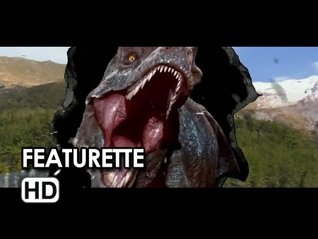 Walking With Dinosaurs 3D Featurette - Origins (2013) HD