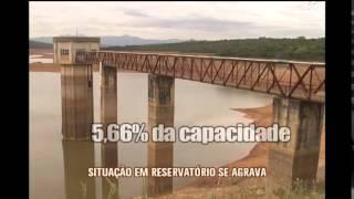 Pimentel anuncia medida para enfrentar crise de �gua em Minas
