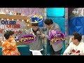 RADIO STAR Sung gwang gives Kim Gu ra a massage and has mishap