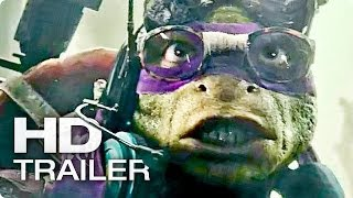 TEENAGE MUTANT NINJA TURTLES Official Trailer 2 2014