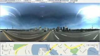 Ladybug3 and Google Maps