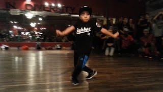 Anak ini keren banget skill dance nya, padahal umurnya bar 8 tahun