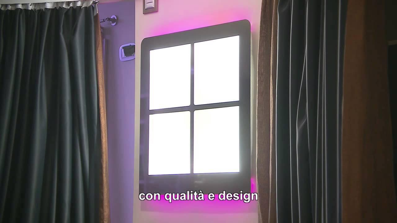 Guida per realizzare la tua casa l 39 illuminazione led karma youtube - Illuminazione per la casa ...