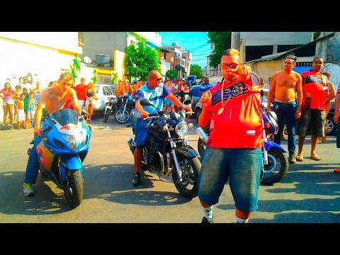 MC Bin Laden - O barulho do motor Bololo (Mano DJ) Video Clip HD