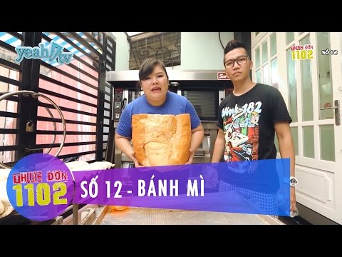 Thực Đơn 1102 | Số 12 | Bánh Mì | Hoàng Rapper & Tuyền Mập | Fullshow
