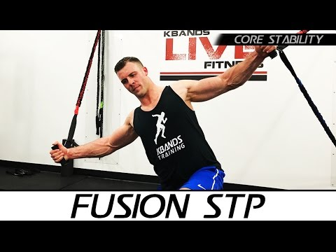 Fusion STP Core Stability At Home Workout