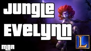 Masquerade Evelynn Jungle Season 4 League Of Legends