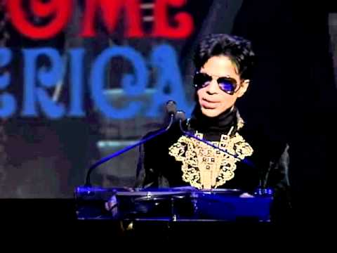 Prince announces Welcome 2 America