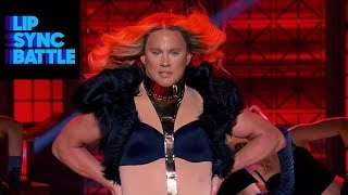 Beyonce Crashes Channing Tatum's Lip Sync Battle