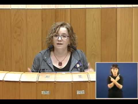 Montse Prado (BNG) O PP é un arma de destrucción masiva da sanidade galega