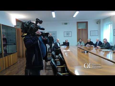 Arca Puglia, firma dell'accordo con il Forum della Legalità