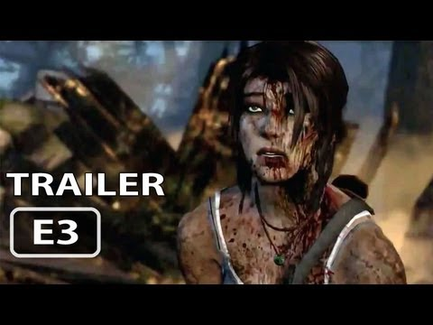 Tomb Raider : New Gameplay Trailer (E3 2012)